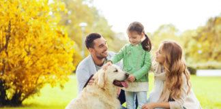 cane famiglia