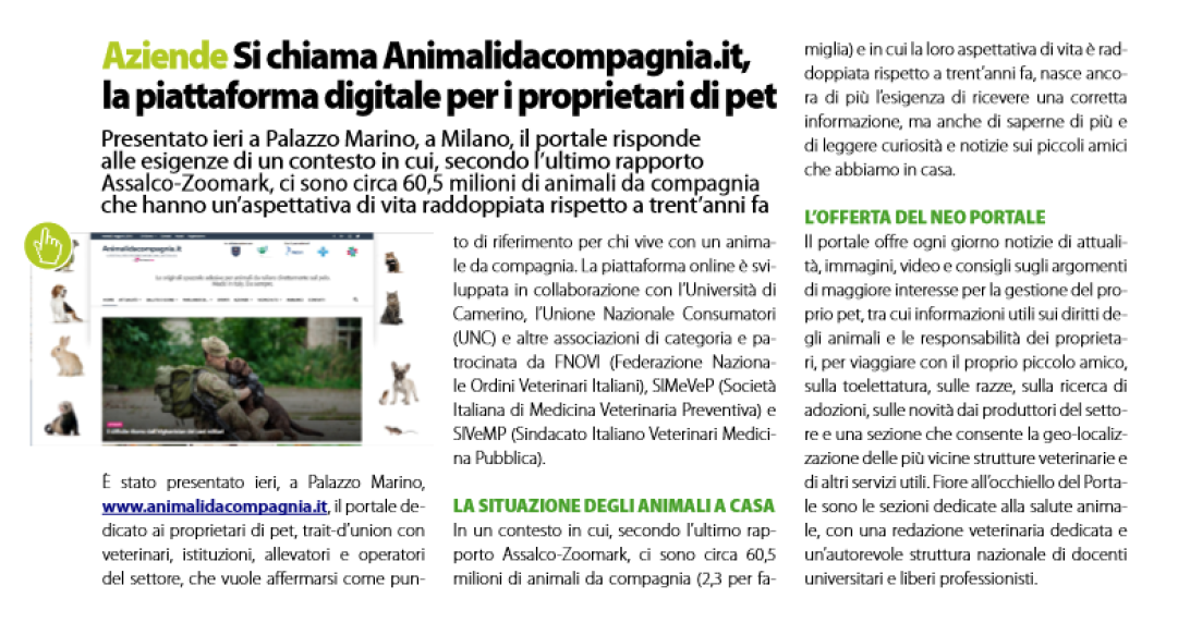 Daily.net - Animalidacompagnia.it