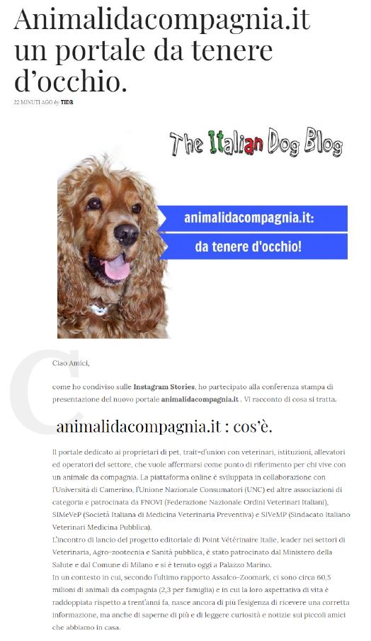Theitaliandogblog