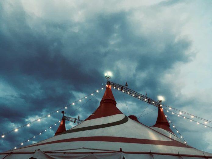tradizione del circo con animali